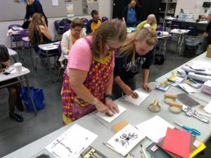 Idaho Art Teachers Association Oct 2018